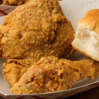 (2 pc.) Fried Chicken