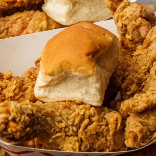 (4 pc.) Fried Chicken