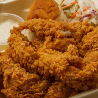 (½) Fried Shrimp & (½) Fried Fish
