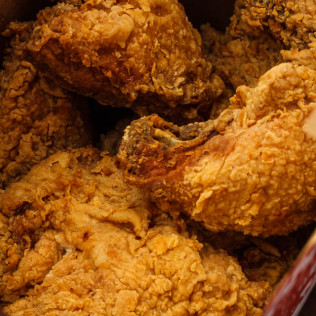 (10 pc.) Fried Chicken